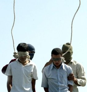 Hanged for Love, Iranian gays