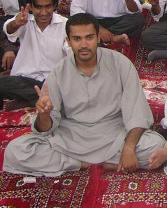 Qambar Baluch, Missing