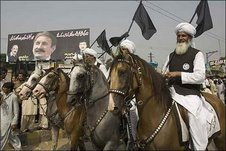 Taliban in Long March