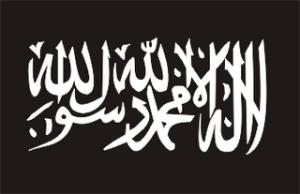 Black flag of Islamic fascism