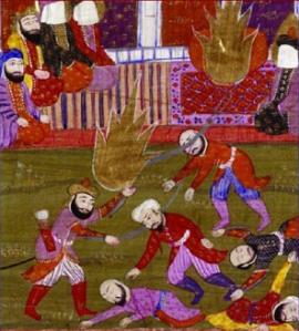 Banu Qurayza Messacre